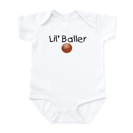 Lil baller Infant Bodysuit