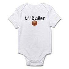 Lil baller Infant Bodysuit