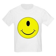 Cyclops Smiley Face T-Shirt