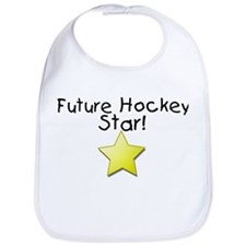 Future hockey Star Bib