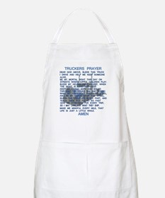 Trucker's Prayer BBQ Apron
