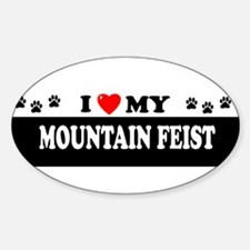 MOUNTAIN FEIST_ Decal