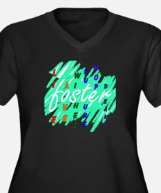 foster.... Plus Size T-Shirt