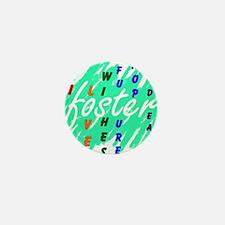 Foster care Mini Button (100 pack)