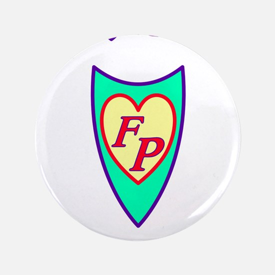 "Unique Foster care 3.5"" Button (100 pack)"