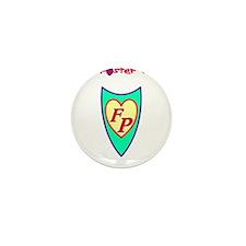 Funny Foster care Mini Button (100 pack)