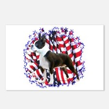Boston Patriotic Postcards (Package of 8)