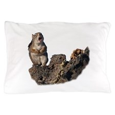 Unique Squirrel funny Pillow Case