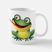 Frog Catching Bug Mugs