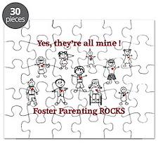 Unique Foster care Puzzle