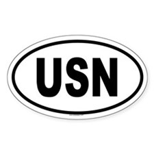 USN Decal