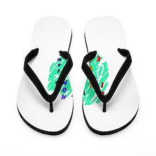Unique Foster care Flip Flops