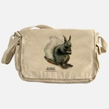 Kaibab Squirrel Messenger Bag
