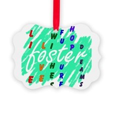 Funny Foster children Ornament