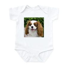 King Charles Spaniel Infant Bodysuit
