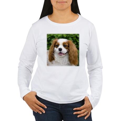 King Charles Spaniel Women's Long Sleeve T-Shirt