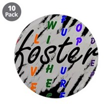 """Foster children 3.5"""" Button (10 pack)"""