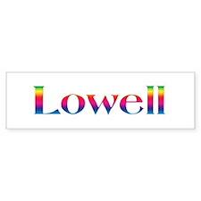 Lowell Bumper Bumper Sticker