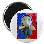 Pop Marc Paul (blu/red) Magnet