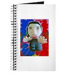 Pop Marc Paul (blu/red) Journal