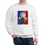 Pop Marc Paul (blu/red) Sweatshirt