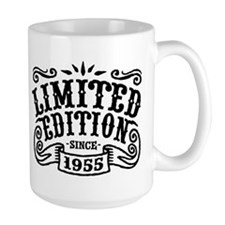 Limited Edition Since 1955 Ceramic Mugs