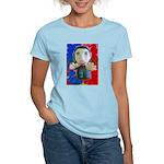 Pop Marc Paul (blu/red) Women's Light T-Shirt