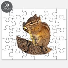 Cute Chipmunk lover Puzzle