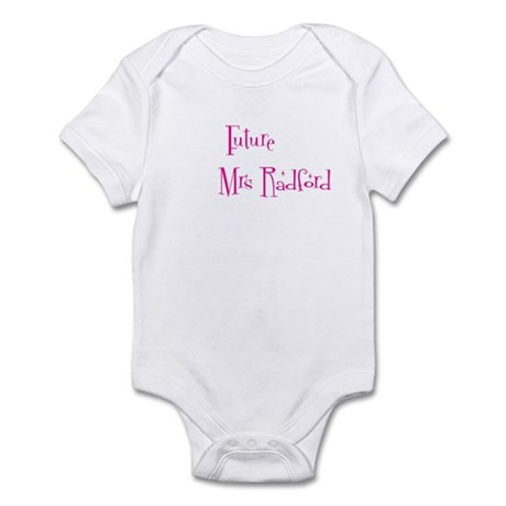 Future Mrs R Infant Bodysuit