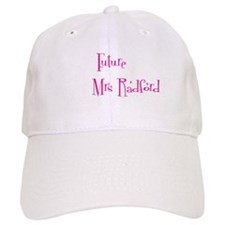 Future Mrs R Baseball Baseball Cap