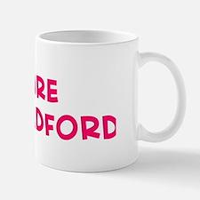Future Mrs. Radford Mug