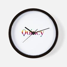 Quincy Wall Clock