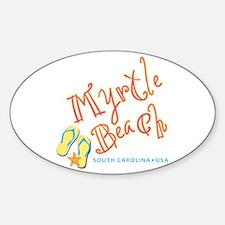 Myrtle Beach - Decal