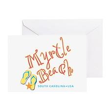 Myrtle Beach - Greeting Card