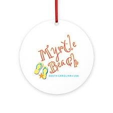 Myrtle Beach - Ornament (Round)