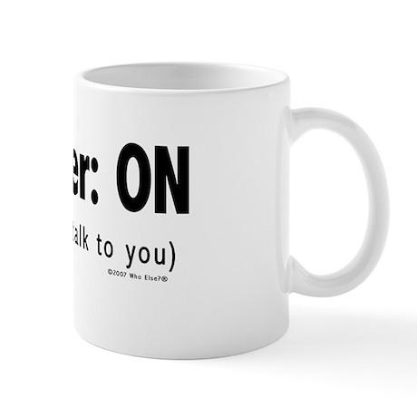 Spam Filter Mug