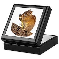 Cool Chipmunk lover Keepsake Box