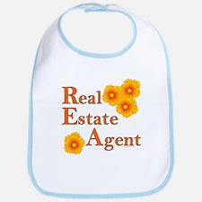 Real Estate Agent Bib