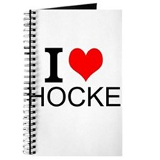 I Love Hockey Journal