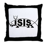 ISIS Throw Pillow