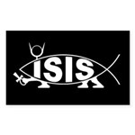 ISIS Rectangle Sticker