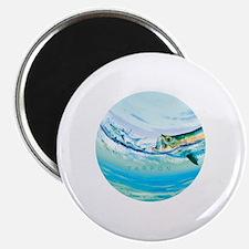 Tarpon Cocktail Plate Magnet