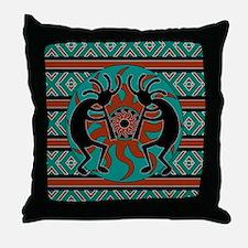 Unique Tribal Throw Pillow