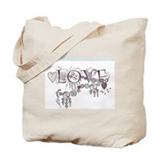 LOVETANGLE Tote Bag