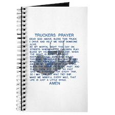Trucker's Prayer Journal