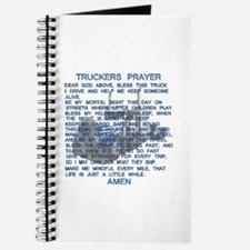 Trucker's Prayer Journal