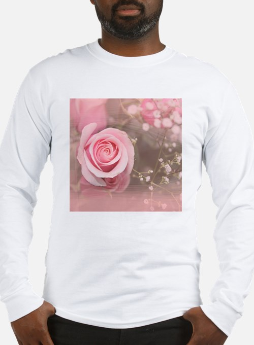 Cute Warriors in pink Long Sleeve T-Shirt