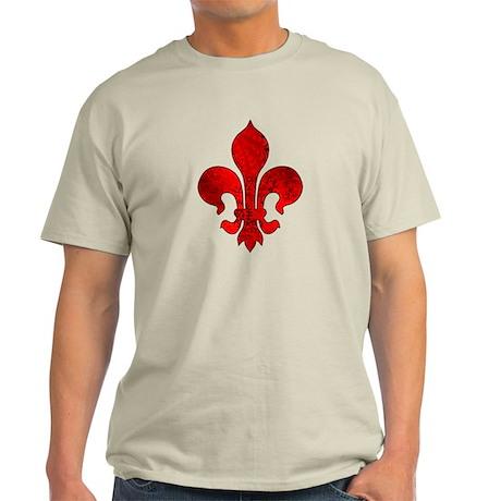 Fleur de lis Passion Light T-Shirt