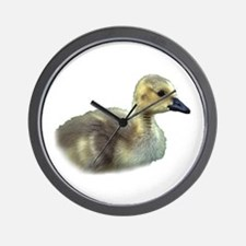 Funny Wild geese Wall Clock