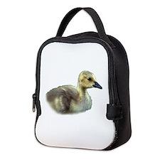 Unique Wild geese Neoprene Lunch Bag